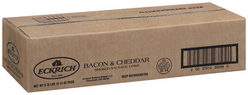 Eckrich Bacon & Cheddar Smoked Sausage 13 Oz Pack