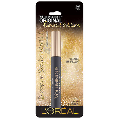 L'Oréal Paris Voluminous Original Limited Edition Mascara Black 305