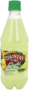 Country Time Light Lemonade 20 Oz Plastic Bottle
