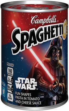 Campbell's® SpaghettiOs® Star Wars™ Fun Shapes Pasta 14.2 oz. Can