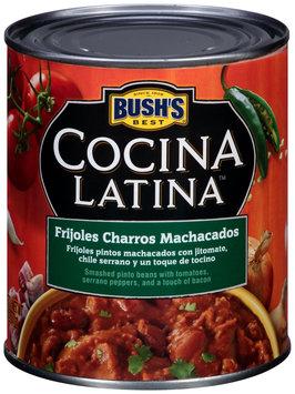 Bush's Best® Cocina Latina™ Frijoles Charros Machacados 30 oz. Can