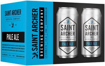 Saint Archer Brewing Company Pale Ale Beer 6-12 fl. oz. Cans