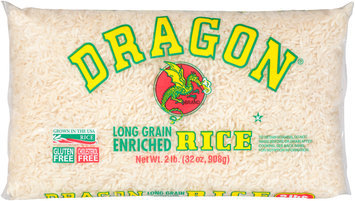 Dragon® Enriched Long Grain Rice 32 oz. Bag