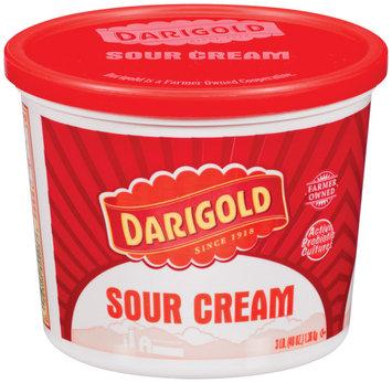 Darigold Active Probiotic Cultures Sour Cream 48 Oz Tub