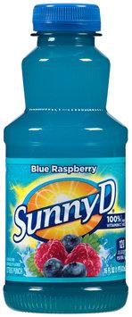 Sunny D® Blue Raspberry Citrus Drink 16 fl. oz. Bottle