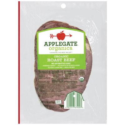 Applegate Farms Organic (Item Number 674) Roast Beef 6 Oz Peg