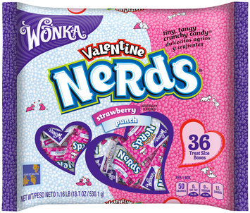 NERDS Treat Size Bag, 18.7 oz, 36 count