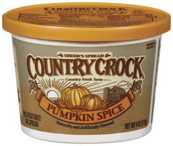 Country Crock® Cinnamon Pumpkin Spice 52% Vegetable Oil Spread Plastic Tub