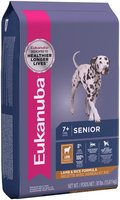 Eukanuba™ Senior Lamb & Rice Formula Dog Food 30 lb. Bag