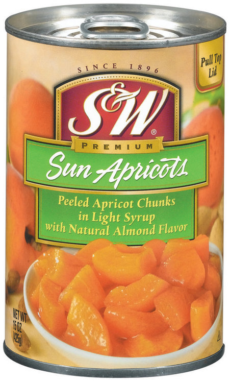 S&W® Sun Apricots in Light Syrup