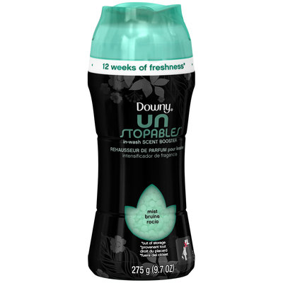 Unstopables Downy Unstopables In-Wash Mist Scent Booster Laundry Beads 9.7 Oz