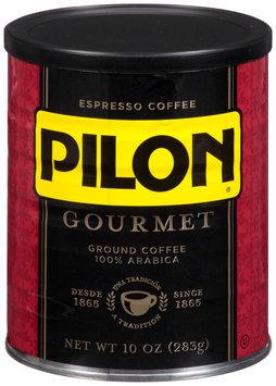 Cafe Pilon® Espresso Ground Coffee 10 oz. Canister