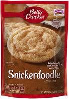 Betty Crocker® Snickerdoodle Cookie Mix 17.9 oz. Pouch