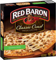 Red Baron Classic Crust Sausage Pizza 21.15 Oz Box