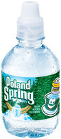 Poland Spring Natural Spring Water with Added Fluoride