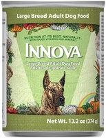 INNOVA Large Breed Adult Dog Food 13.2 oz. Can