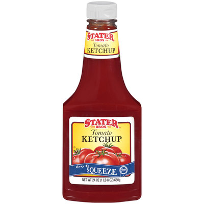 Stater Bros.® Tomato Ketchup 24 Oz Squeeze Bottle