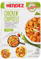 Herdez™ Chicken Shredded Cooked with Chipotle Sauce 15 oz. Package