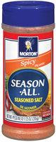 Morton Season All Spicy Season-All 7.25 Oz Plastic Jar