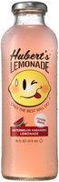 Hubert's® Watermelon Habanero Lemonade 16 fl. oz. Bottle