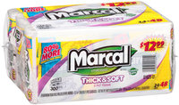 Marcal® Small Steps® Thick & Soft 2 Ply Mega Roll 24 ct Pack