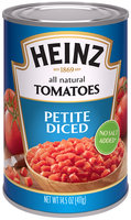 Heinz® No Salt Added Diced Tomatoes