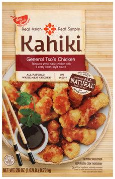 Kahiki® General Tso's Chicken Frozen Entree 26 oz. Bag