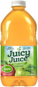 Juicy Juice® Apple No Added Sugar 100% Juice 64 fl. oz. Bottle