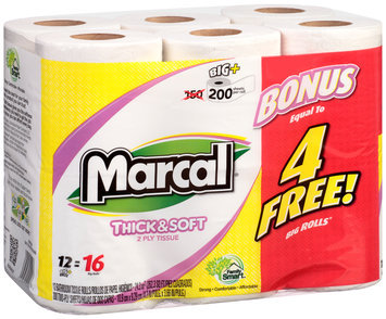 Marcal® Bathroom Tissue
