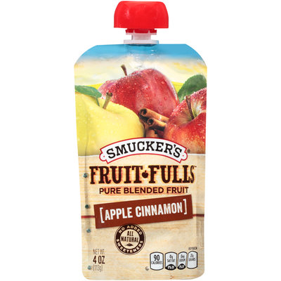 Smucker's® Fruit-Fulls™ Apple Cinnamon Pure Blended Fruit