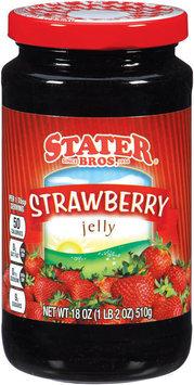 Stater Bros.® Strawberry Jelly 18 oz.