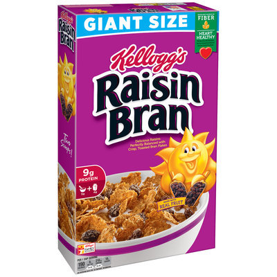 Kellogg's Raisin Bran® Cereal 30.3 oz. Box