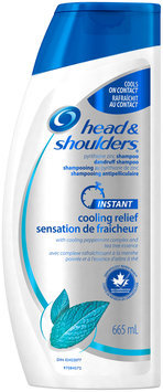 Relief Head & Shoulders Instant Relief Dandruff Shampoo with Tea Tree Essence