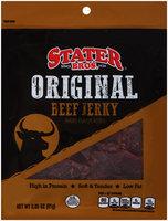 Stater Bros.® Original Beef Jerky 2.85 oz.