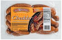 Smoked Cooked 48 Oz Premium Cheddar Smoked Sausage 32300