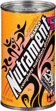 Nutrament Mango Complete Nutrition Drink 12 fl. oz. Can