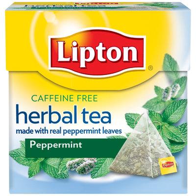 Lipton® Peppermint Herbal Tea Pyramid Tea
