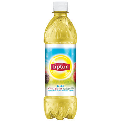 Lipton® Diet Iced Green Tea with Mixed Berry