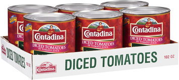 Contadina® Diced Tomatoes in Tomato Juice 102 oz. Can