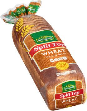 Springfield® Split Top Wheat Bread 24 oz. Bag