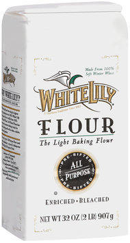 White Lily All Purpose Enriched Bleached Flour 32 Oz Bag