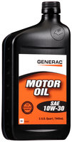 Generac® SAE 10W-30 Motor Oil 1 qt. Bottle