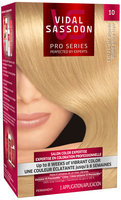 Vidal Sassoon Pro Series 10 Extra Light Blonde Hair Color Kit