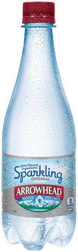 Arrowhead® Sparkling Original Mountain Spring Water