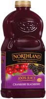 Northland® Cranberry Blackberry 100% Juice 64 fl. oz. Bottle