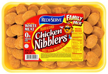 Redi-Serve Chicken Nibblers Breaded & Cooked