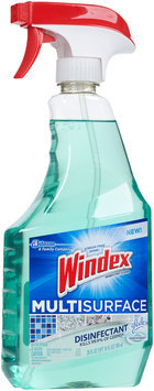 Windex® Disinfectant Cleaner Multi-Surface with Glade® Rainshower™ 26 fl. oz. Bottle