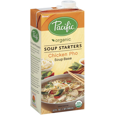 Pacific Organic Chicken Pho Soup Starters