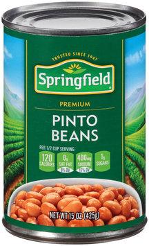 Springfield® Pinto Beans 15 oz. Can