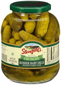 Steinfeld's® Crunchy Kosher Baby Dills 46 fl. oz.